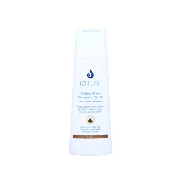 La Cure Shampoo, rasvoittuva